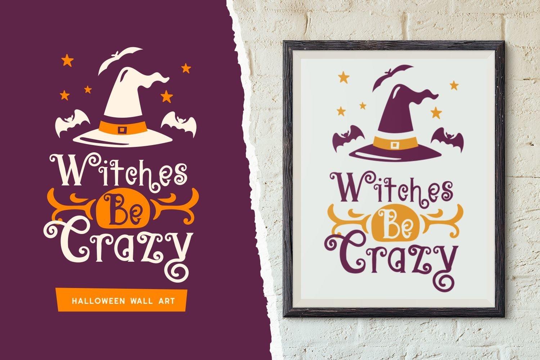 Roelis - Spooky Display Font example image 3