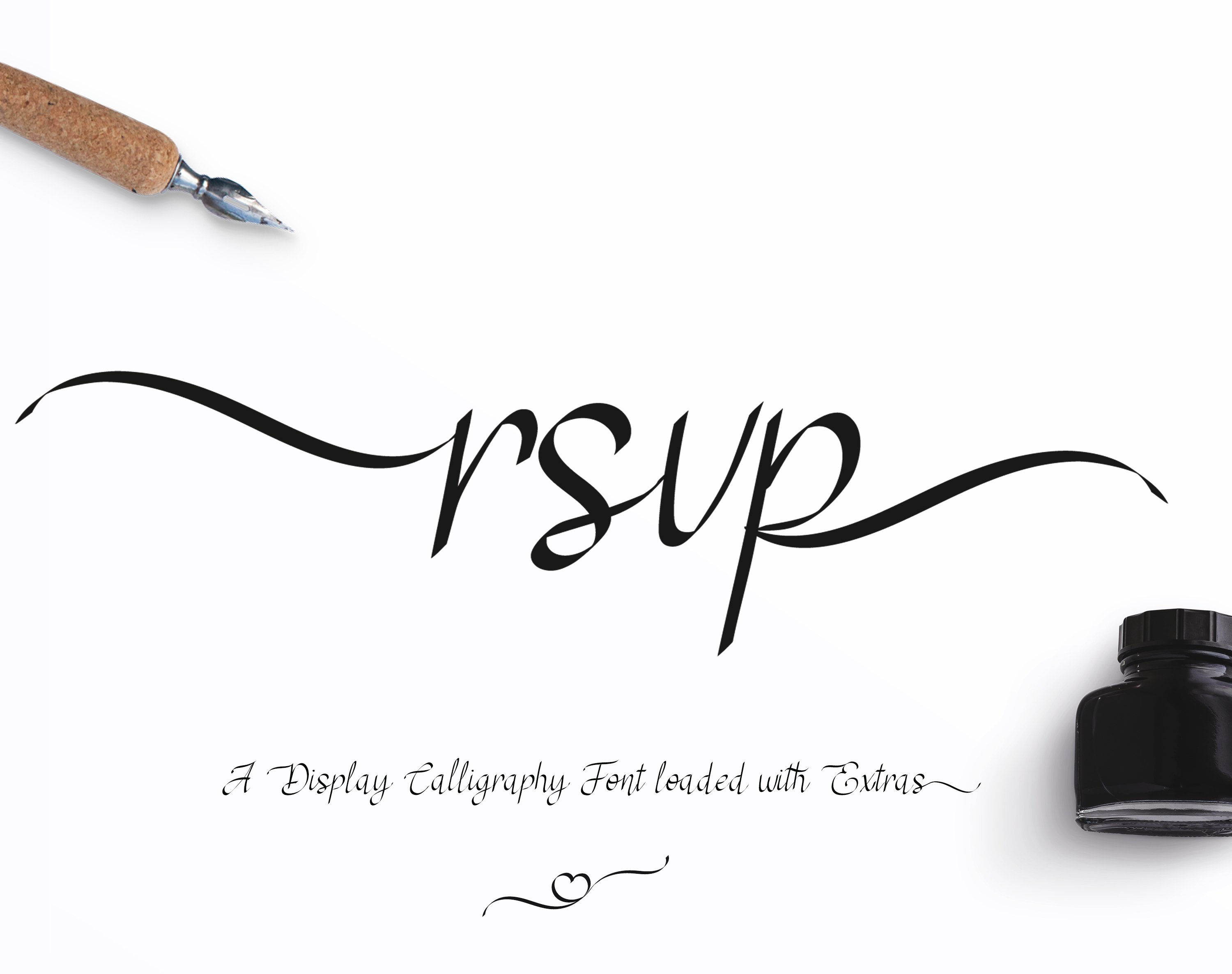 Font Bundle Variety of Script Serif and Fun example image 5