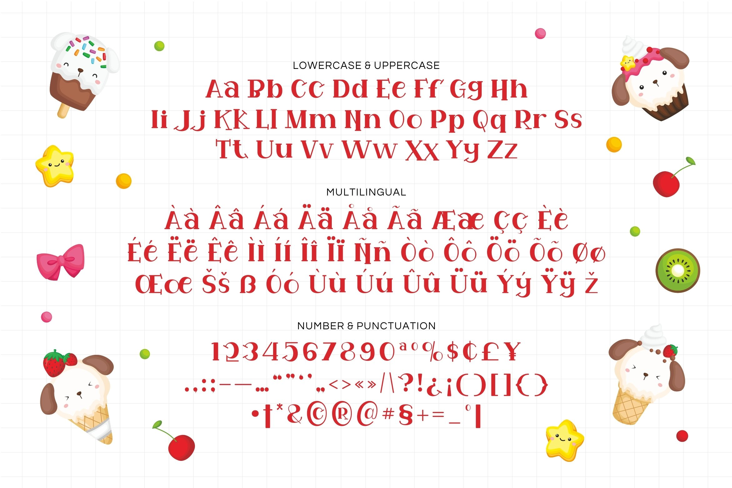 Tammy Display Font example image 2