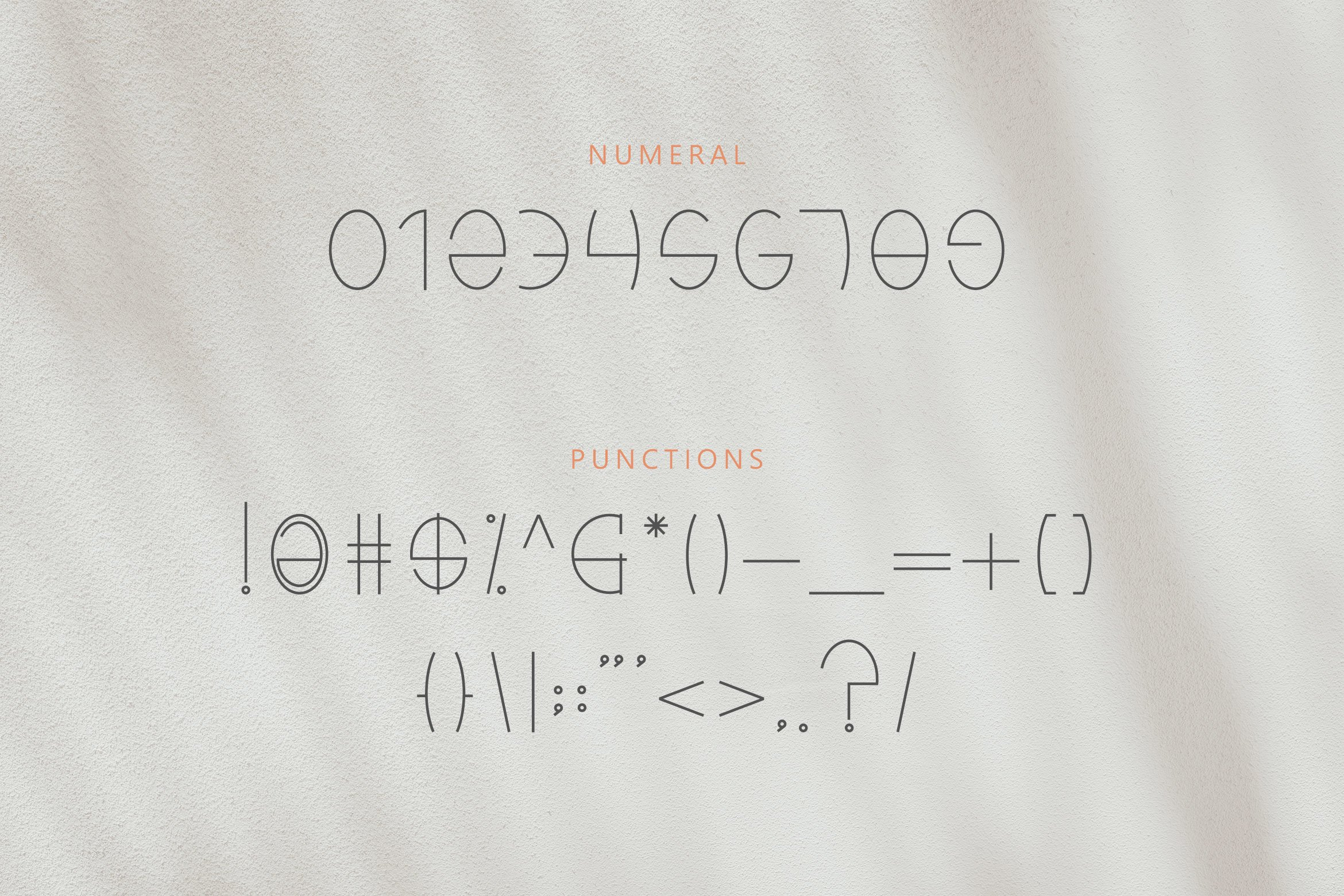 Kinders - Playful Linear Font example image 5