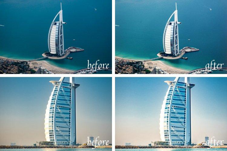 Dubai Everywhere Mobile and Desktop Lightroom Presets example image 7
