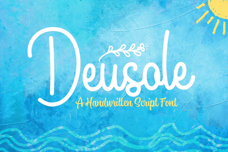 Deusole example image 1