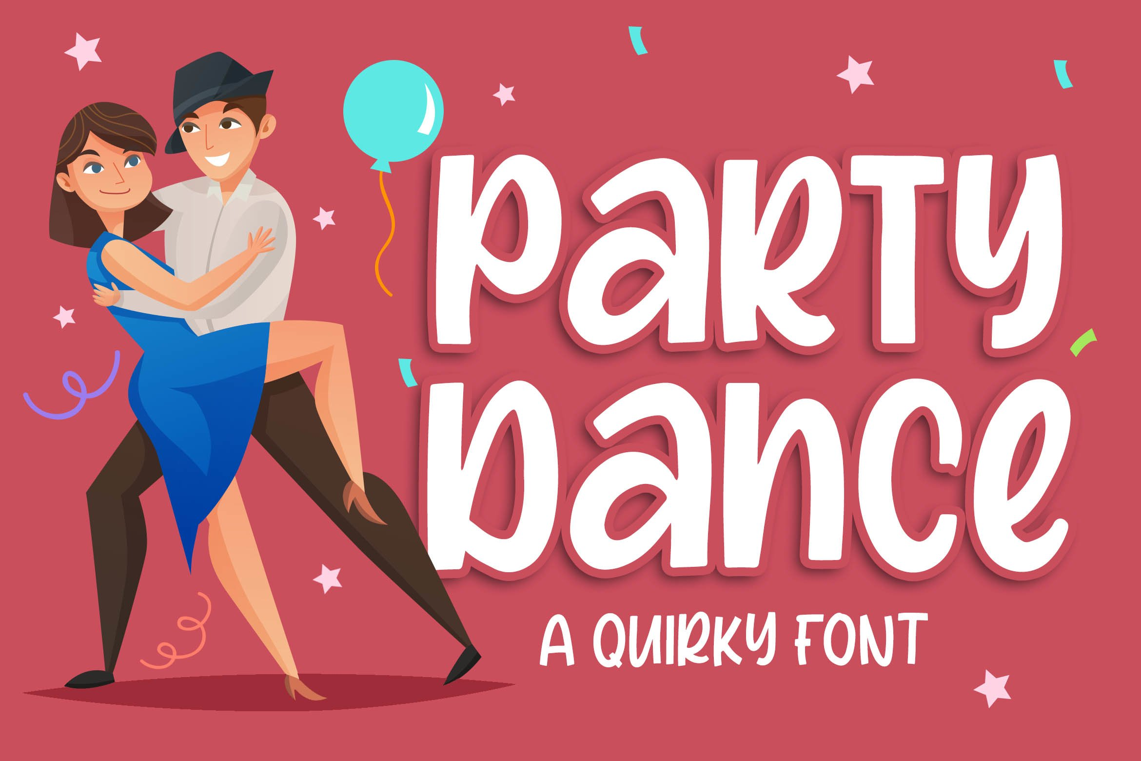 QUIRKY FONT COLLECTION example image 16