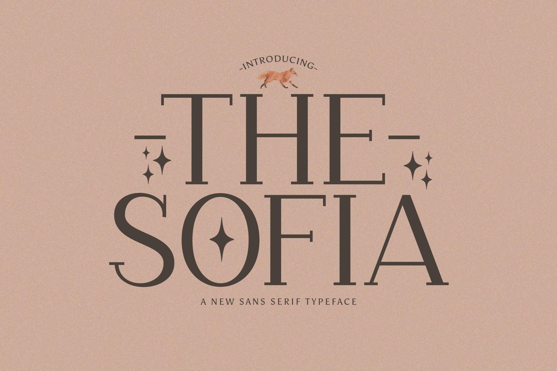 The Sofia example image 1