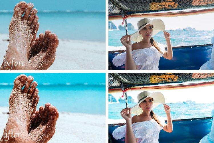 Ocean Life Mobile & Desktop Lightroom Presets example image 6