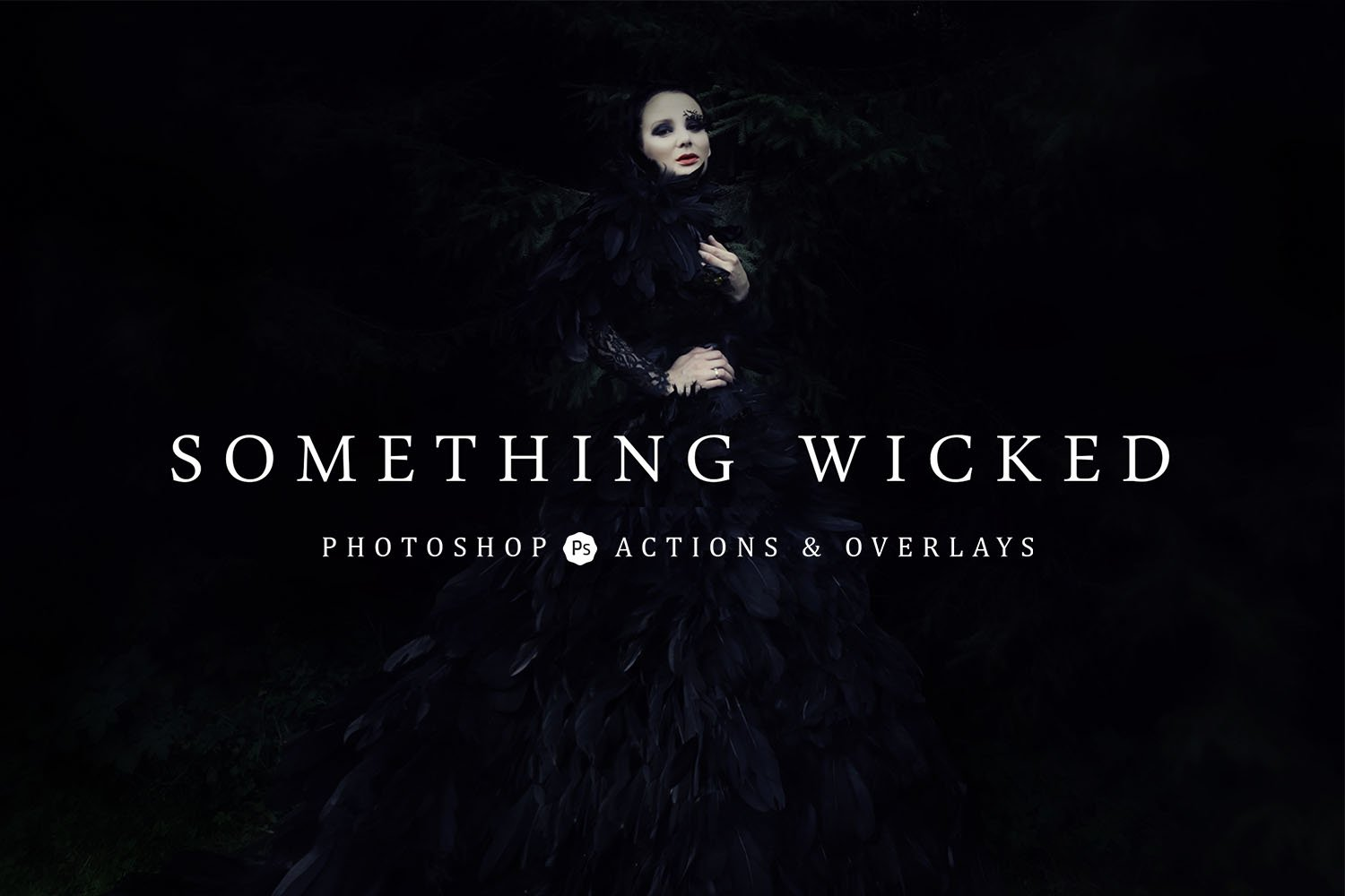 Something Wicked Action Collection example image 1
