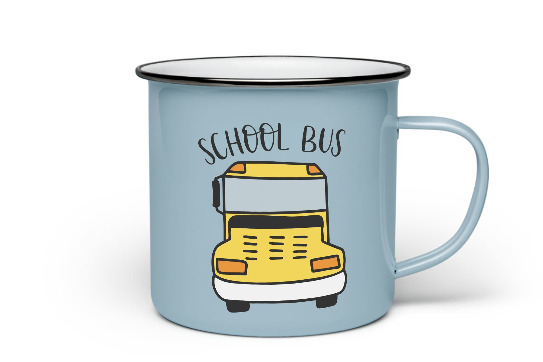 School Bus SVG | Back to School SVG Cut Files example image 2
