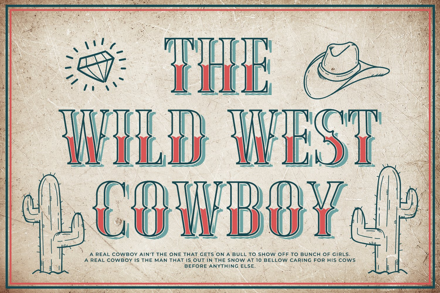 The Cowboy example image 3