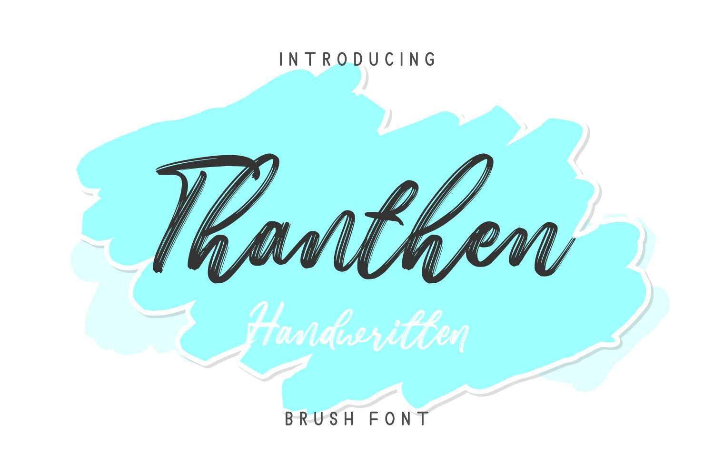 Thanthen example image 1