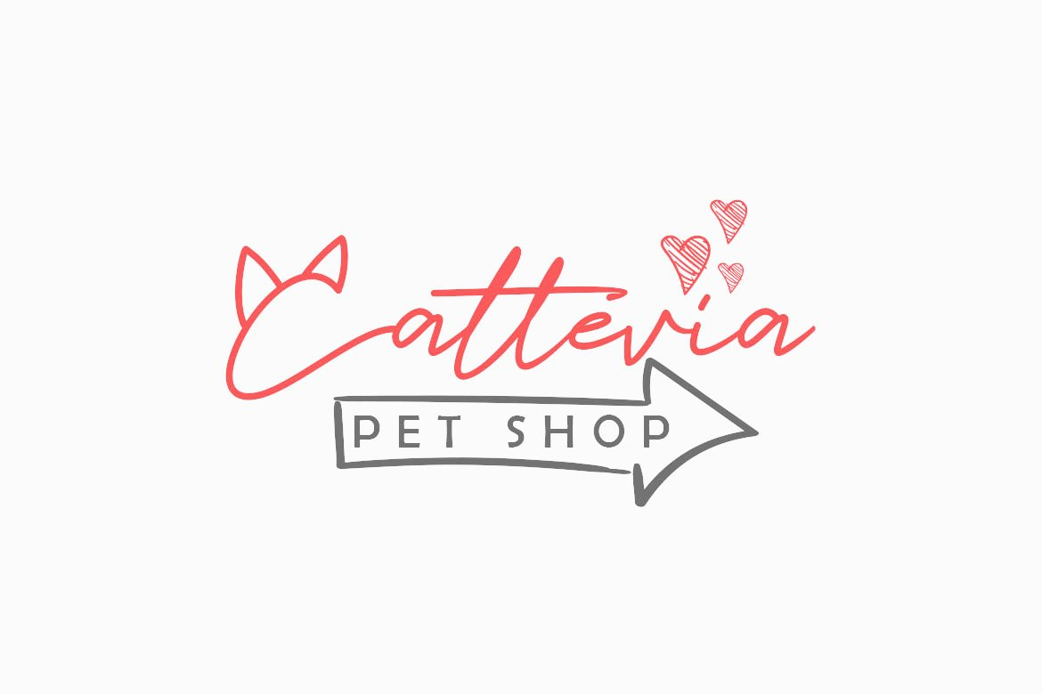 Catlove Lovely Font example image 4