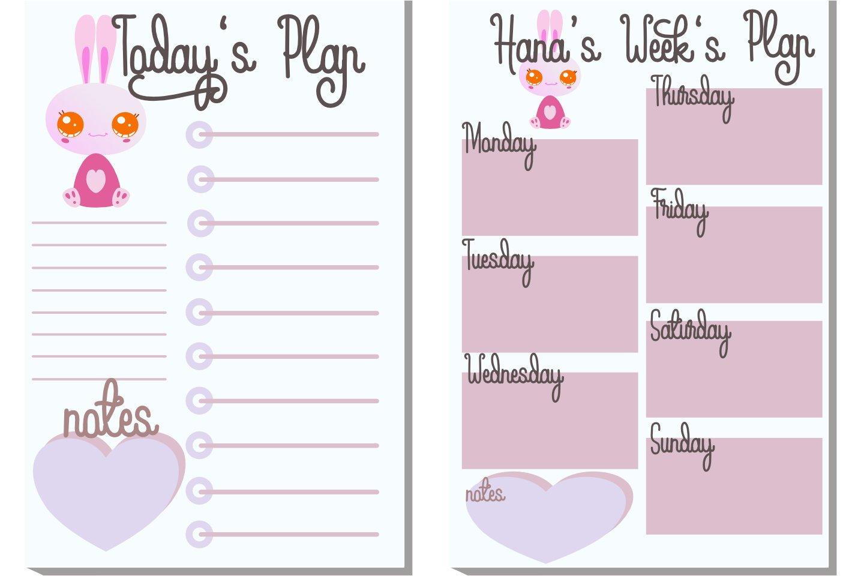 Hana Love Font example image 4