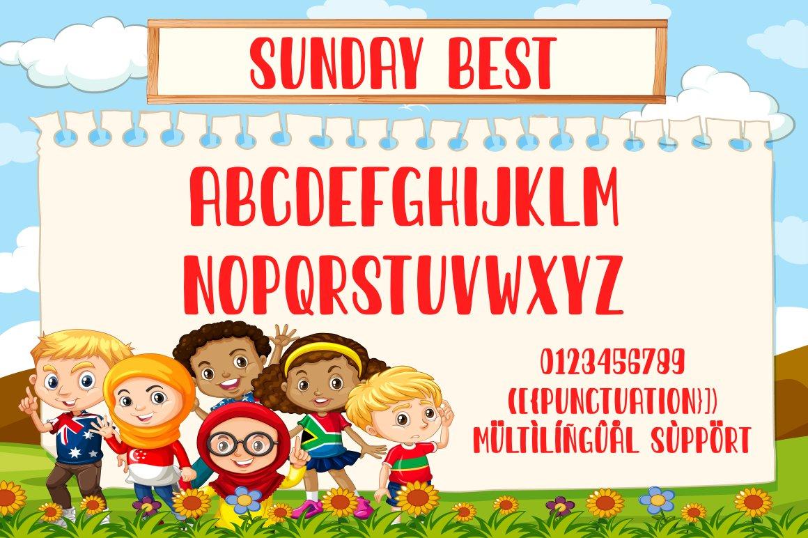 Sunday Best example image 6