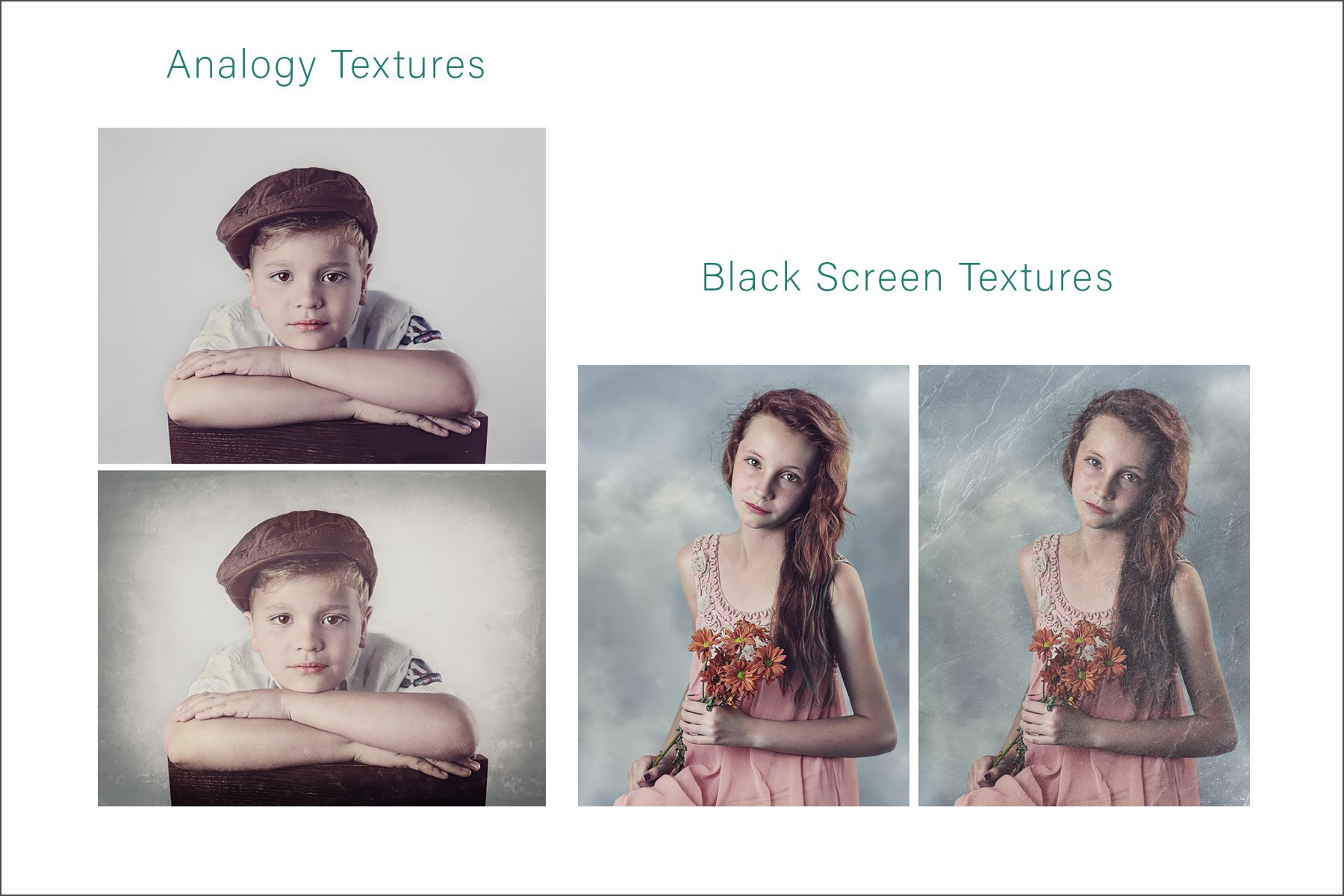 Photo Art Old Textures Bundle example image 9