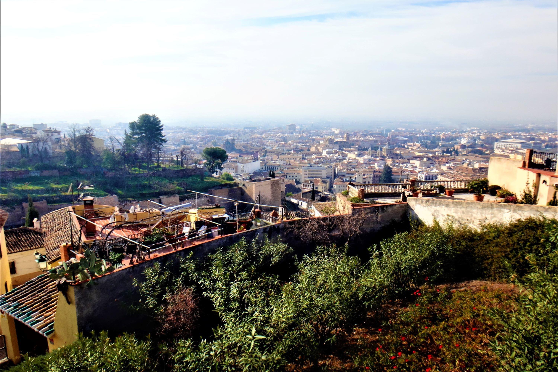 Wonderful city of Granada in Spain example image 1
