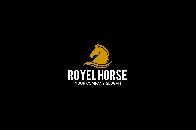 Royal Horse Logo 425248 Logos Design Bundles
