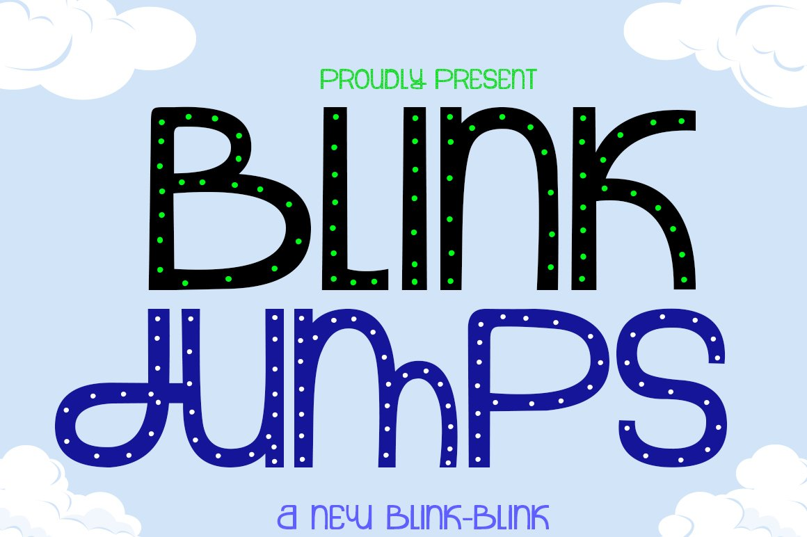Blink jumps example image 1