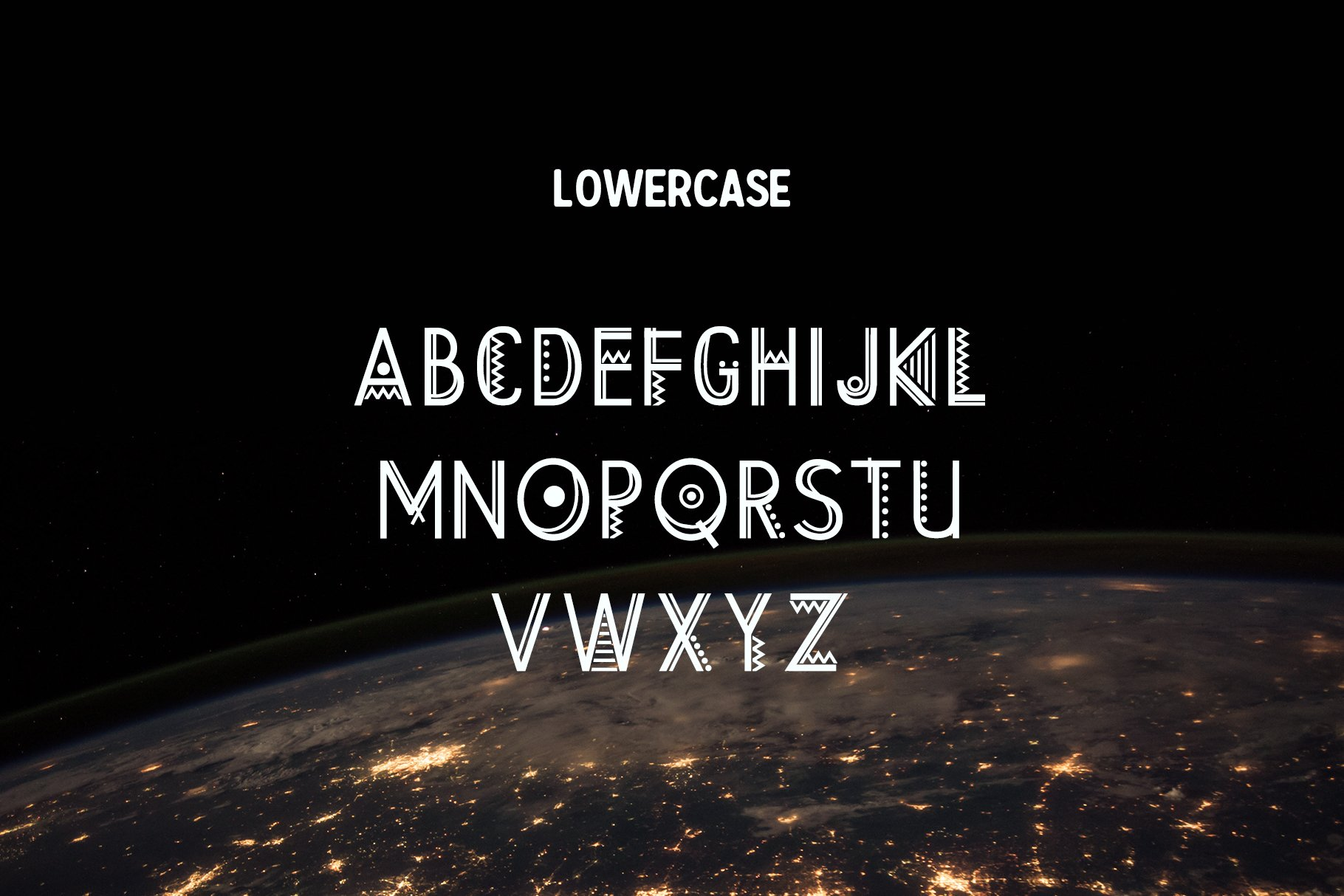 Andromeda Font example image 3