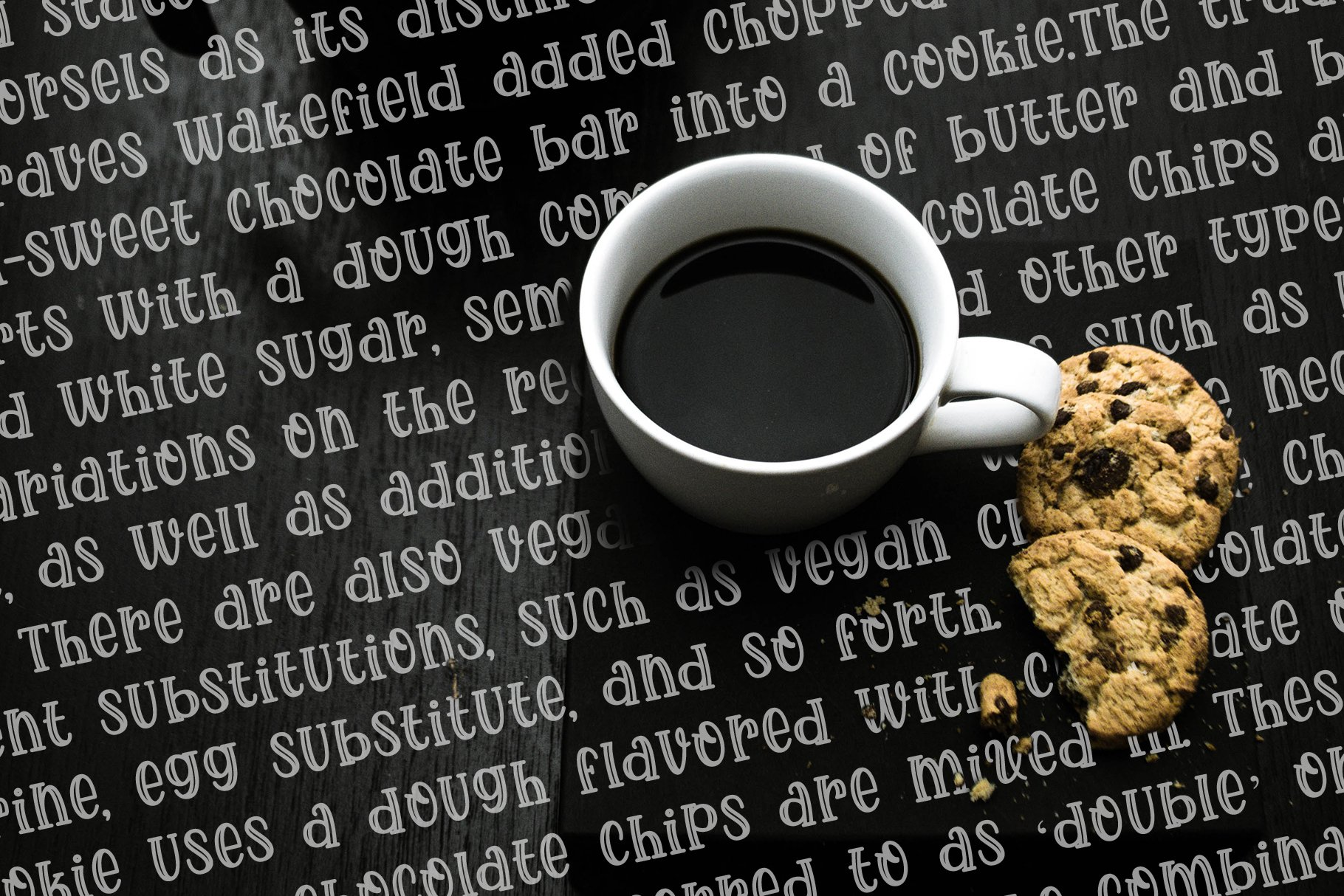 Choco Cookies example image 3