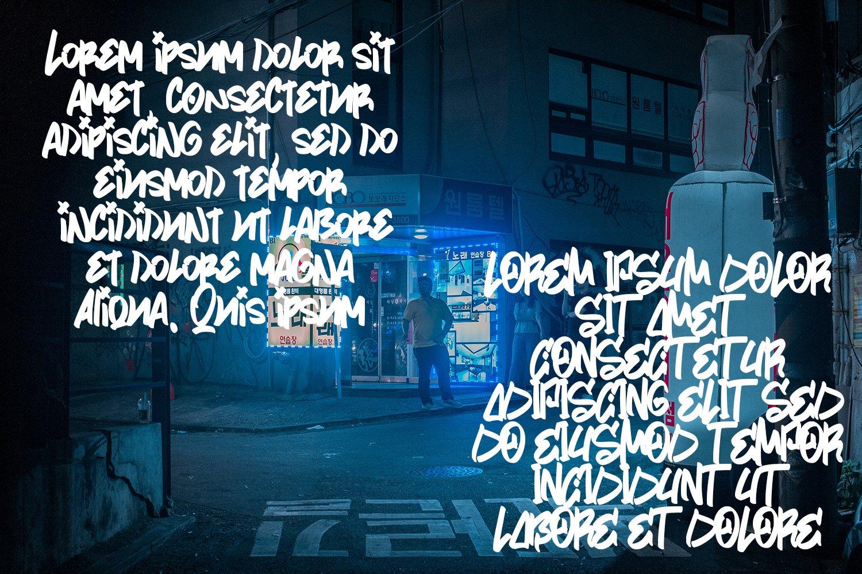 Street Art | Street Typeface example image 8