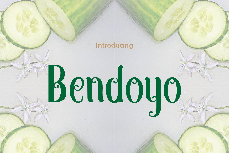 Bendoyo example image 2