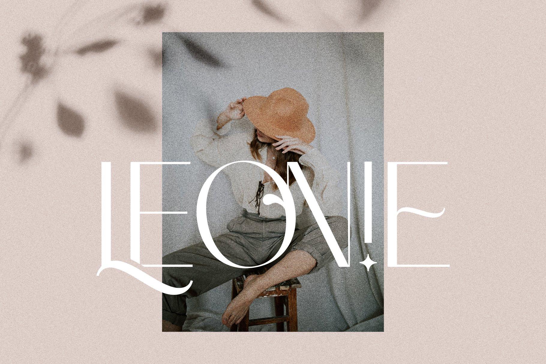 Celine - Chic Ligature Sans Font & Extras example image 22