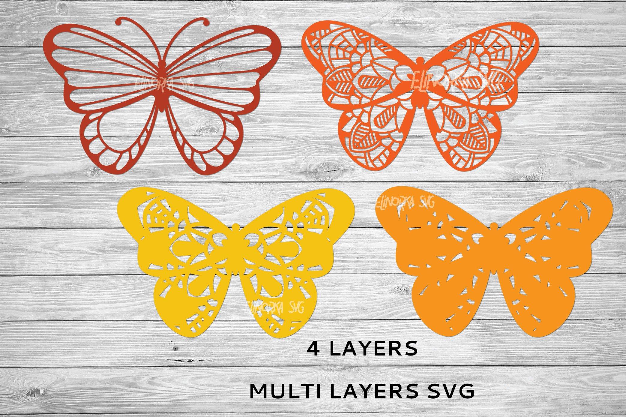 165+ 3D Mandala Butterfly Svg – SVG Bundles