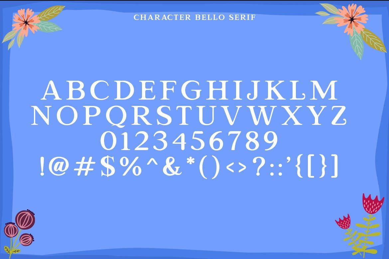 Starlove Monogram Font & Bonus Serif Font example image 7