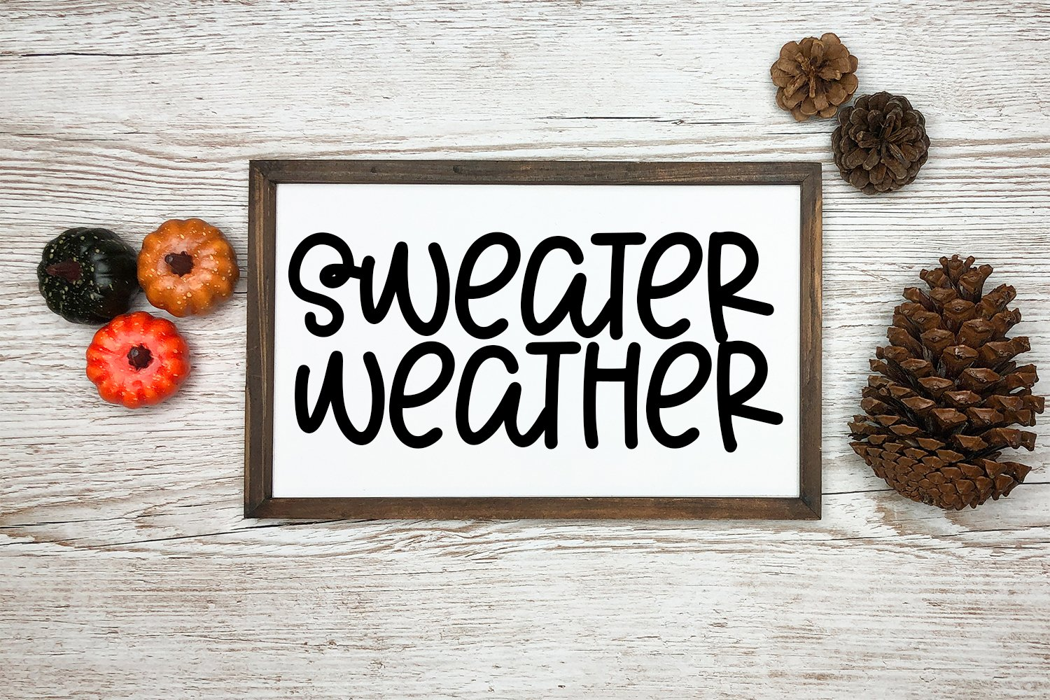 Cuddle Weather - A Cute Hand-Lettered Font example image 4