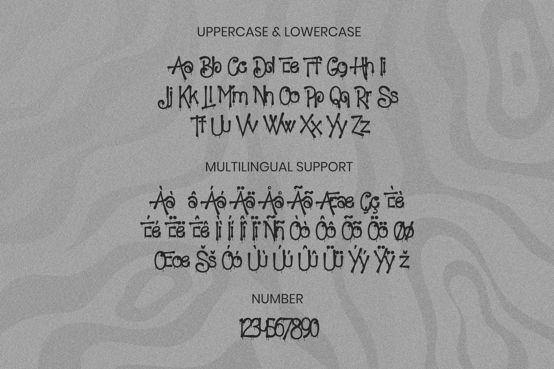 Hubert Font example image 5