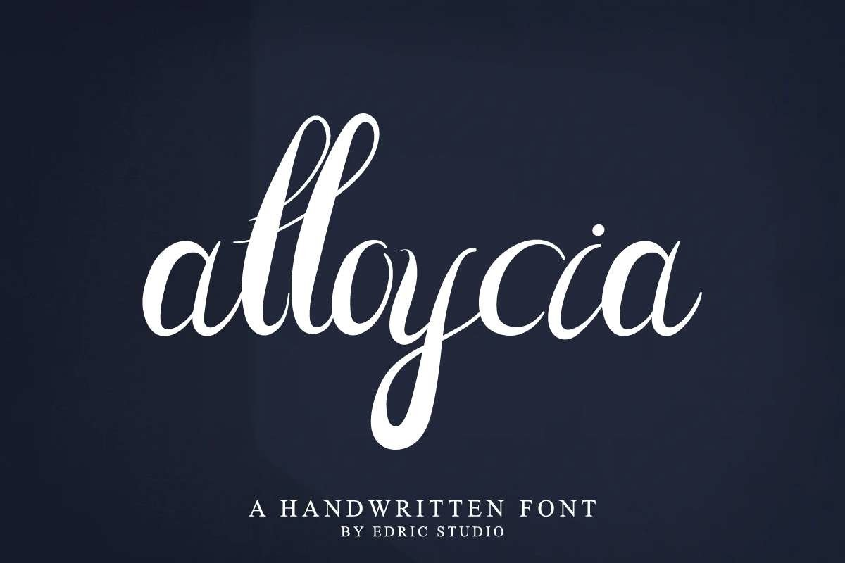 Alloycia example image 1