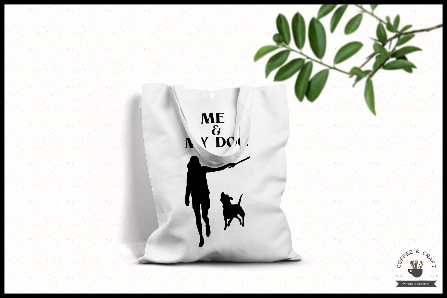 Dog owners clipart example image 3