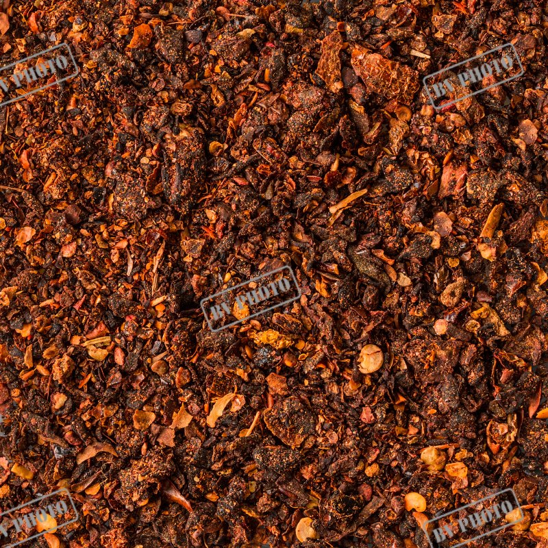 Food background. Spices and herbs example image 9