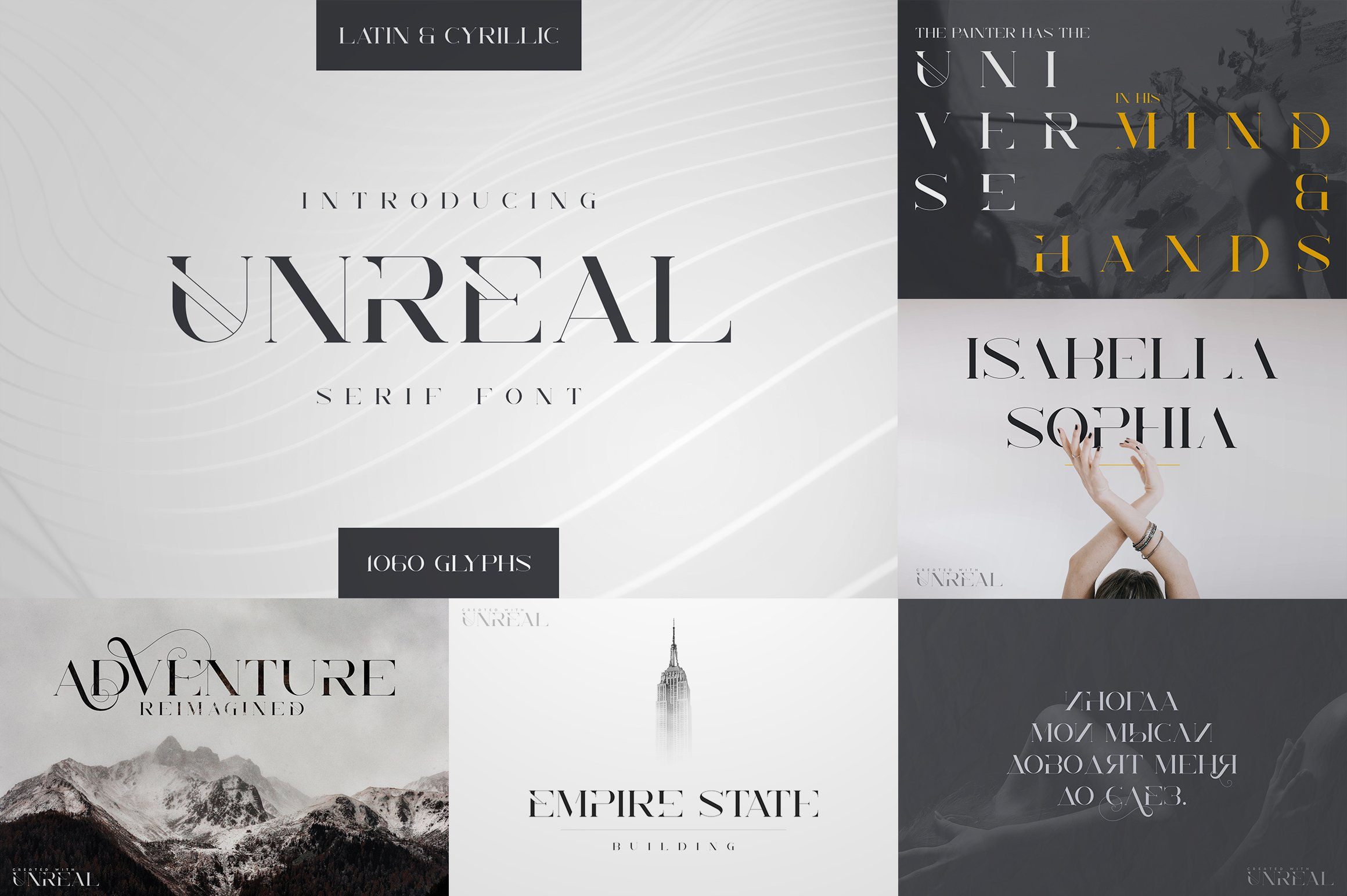 Bestseller Font Collection Vol.02 example image 5