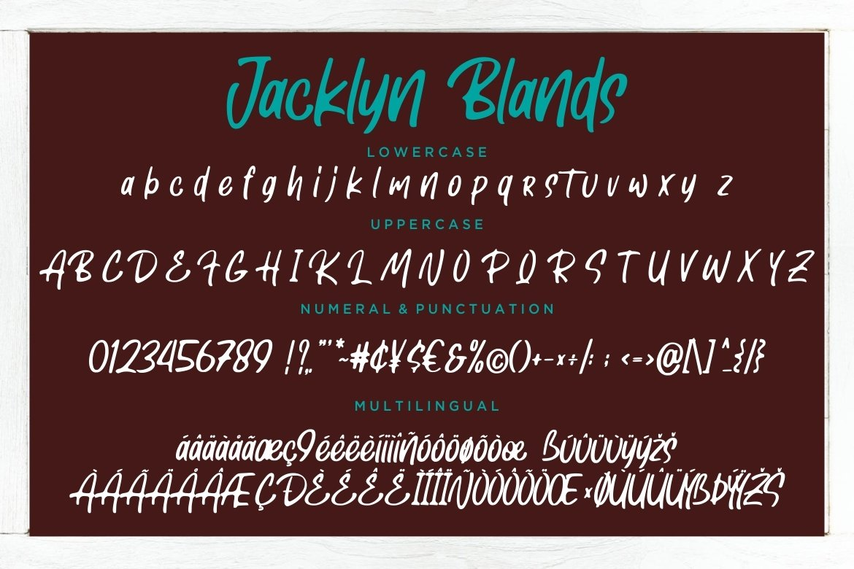 Jacklyn Blands Stylish Marker example image 4