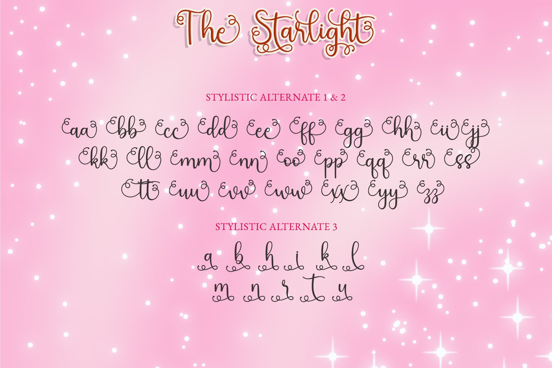 The Starlight example image 8