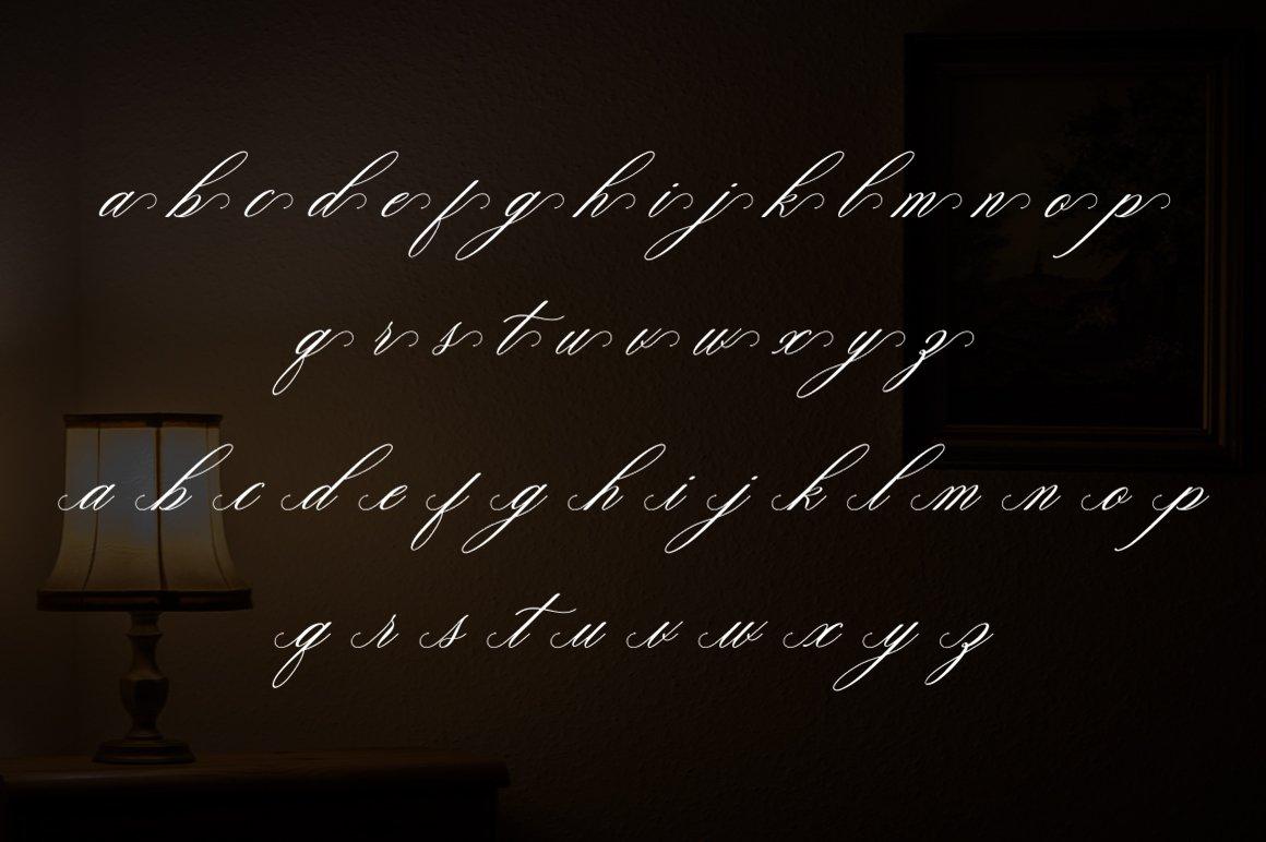 Faradisa Script example image 6