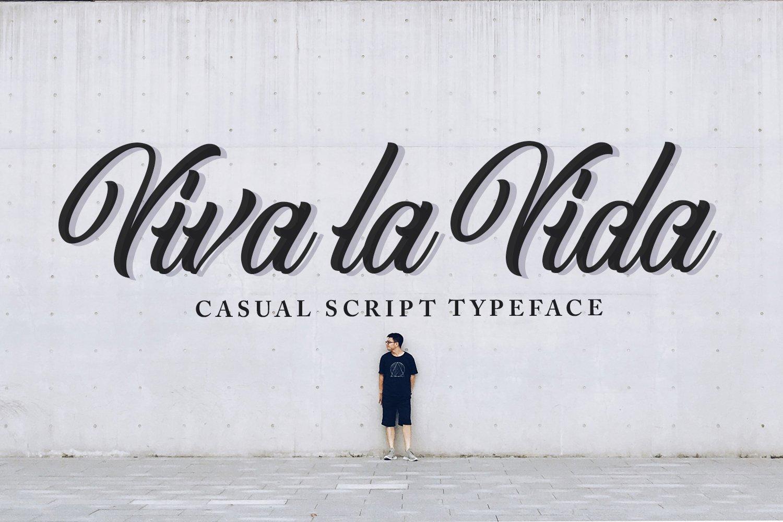 Viva La Vida example image 1