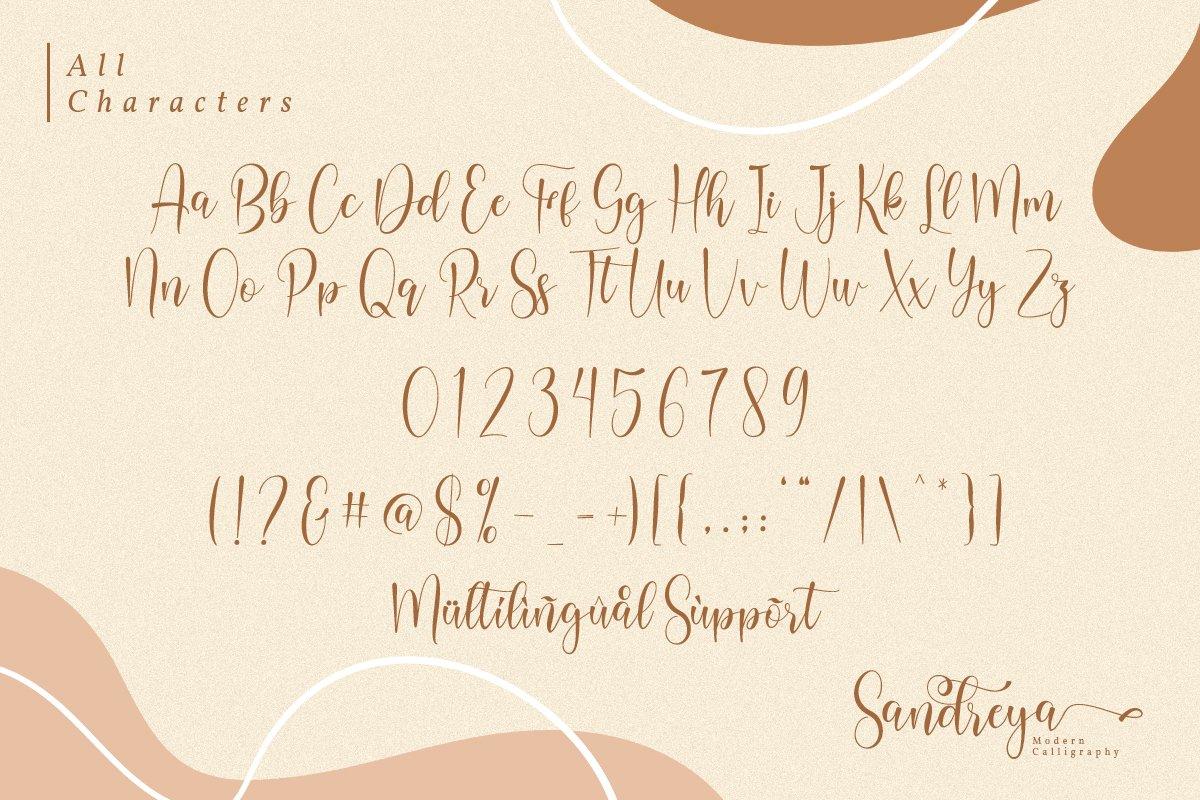 Sandreya example image 4