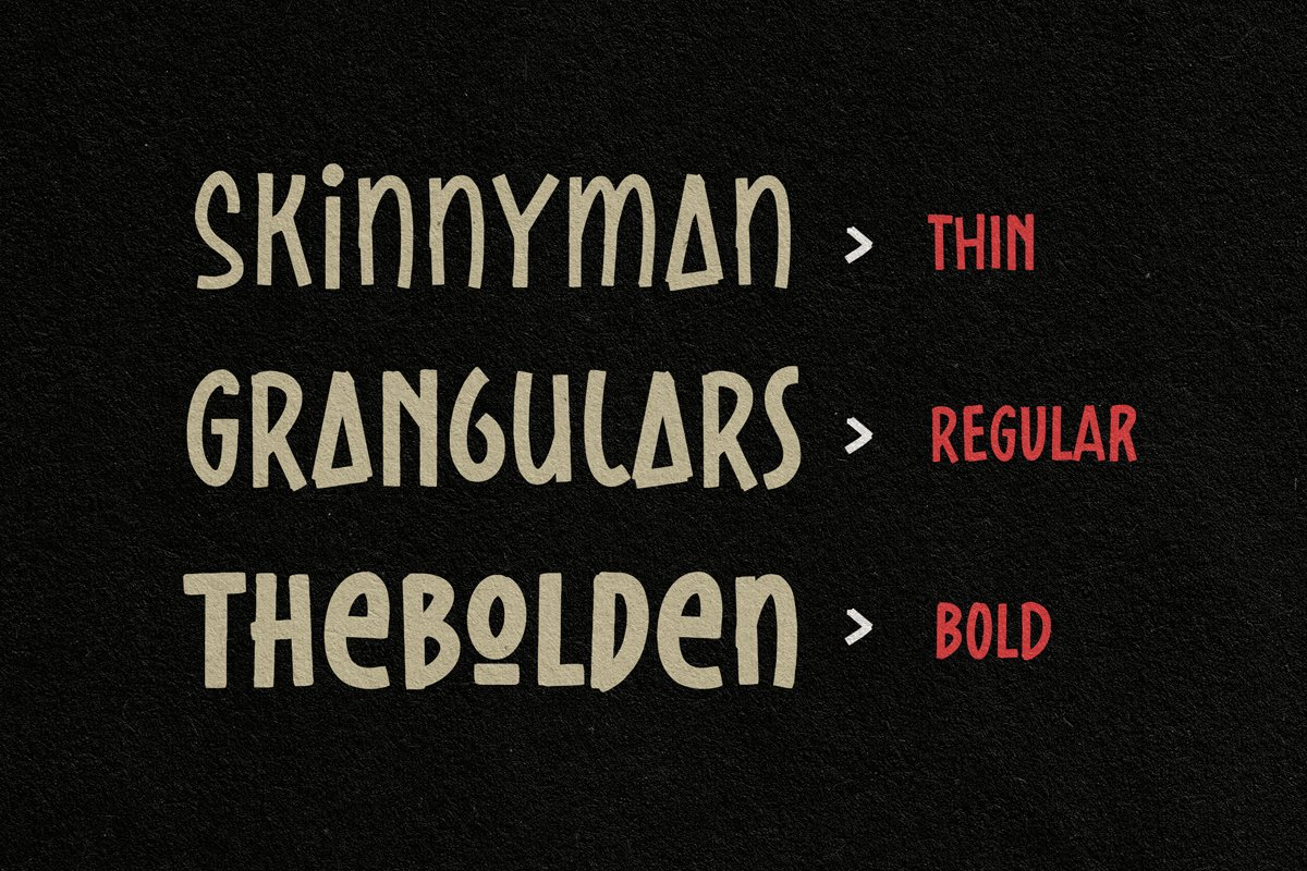 Labroses Quirky Typeface example image 12