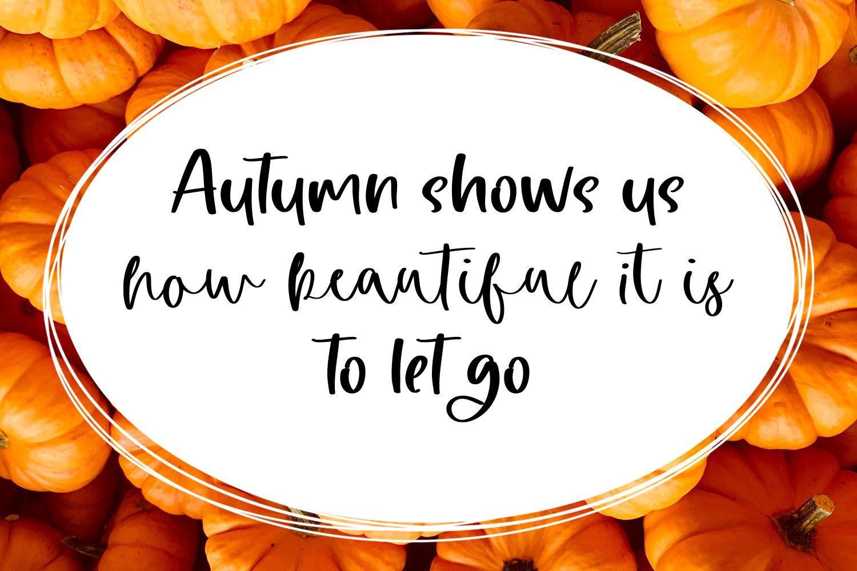 Pumpkin Light Font Duo example image 6