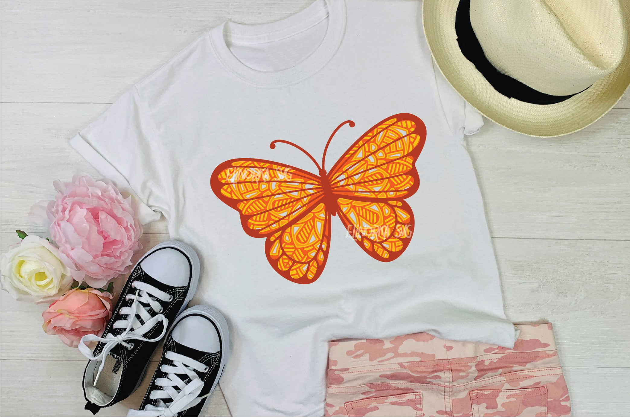 1324+ 3D Layered Butterfly Mandala Svg Free – SVG Bundles