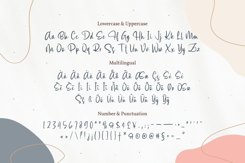Boermase - Casual Handwritten Font example image 5