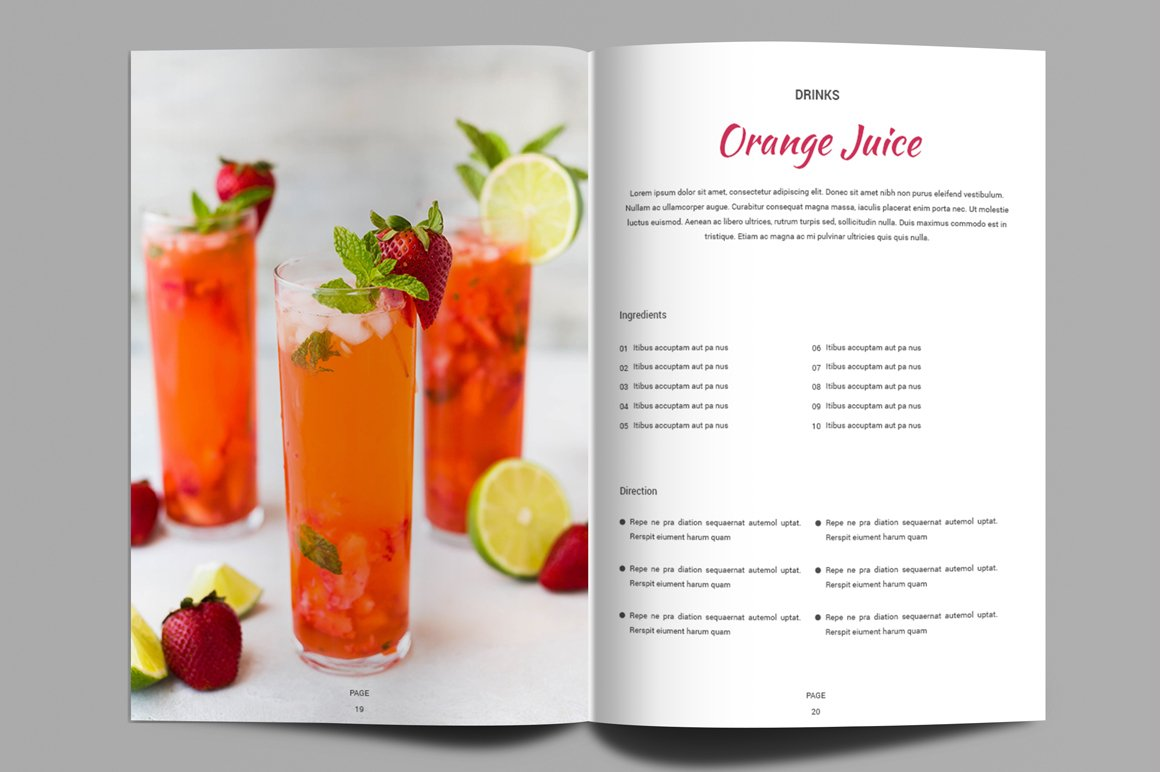 Recipe Book | Cook Book example image 9