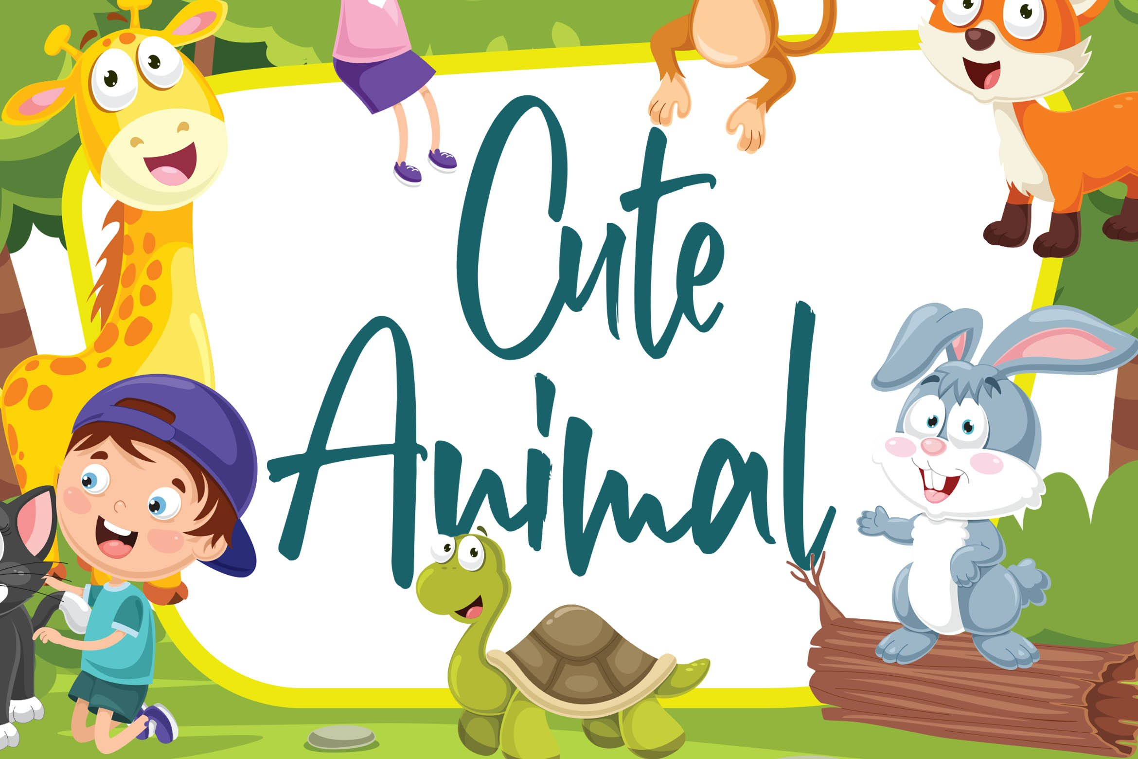 Cute Hamster - Playful Font example image 4