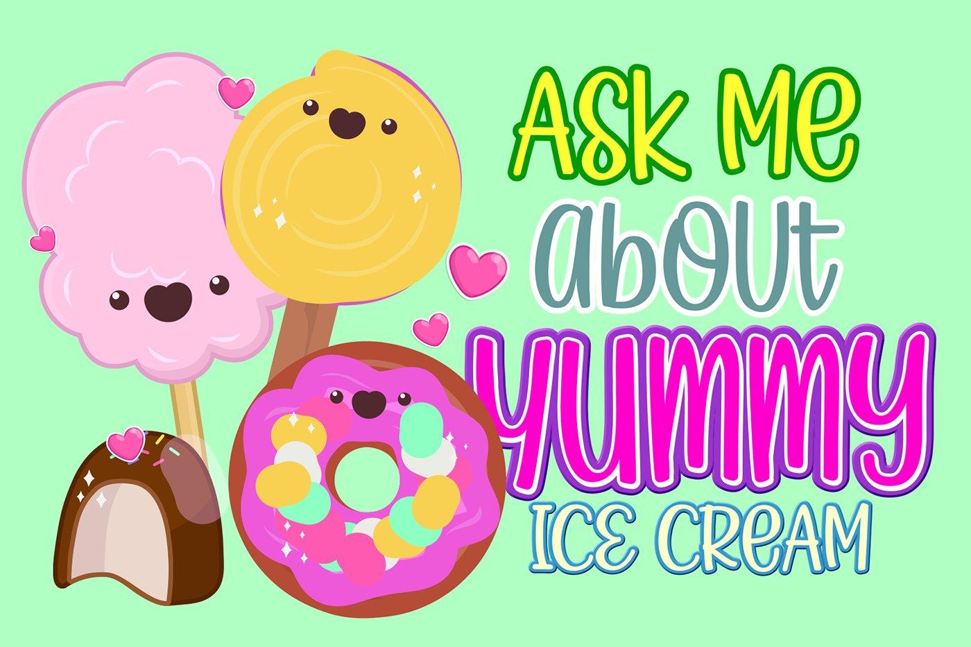 Yummy Ice Cream example image 6