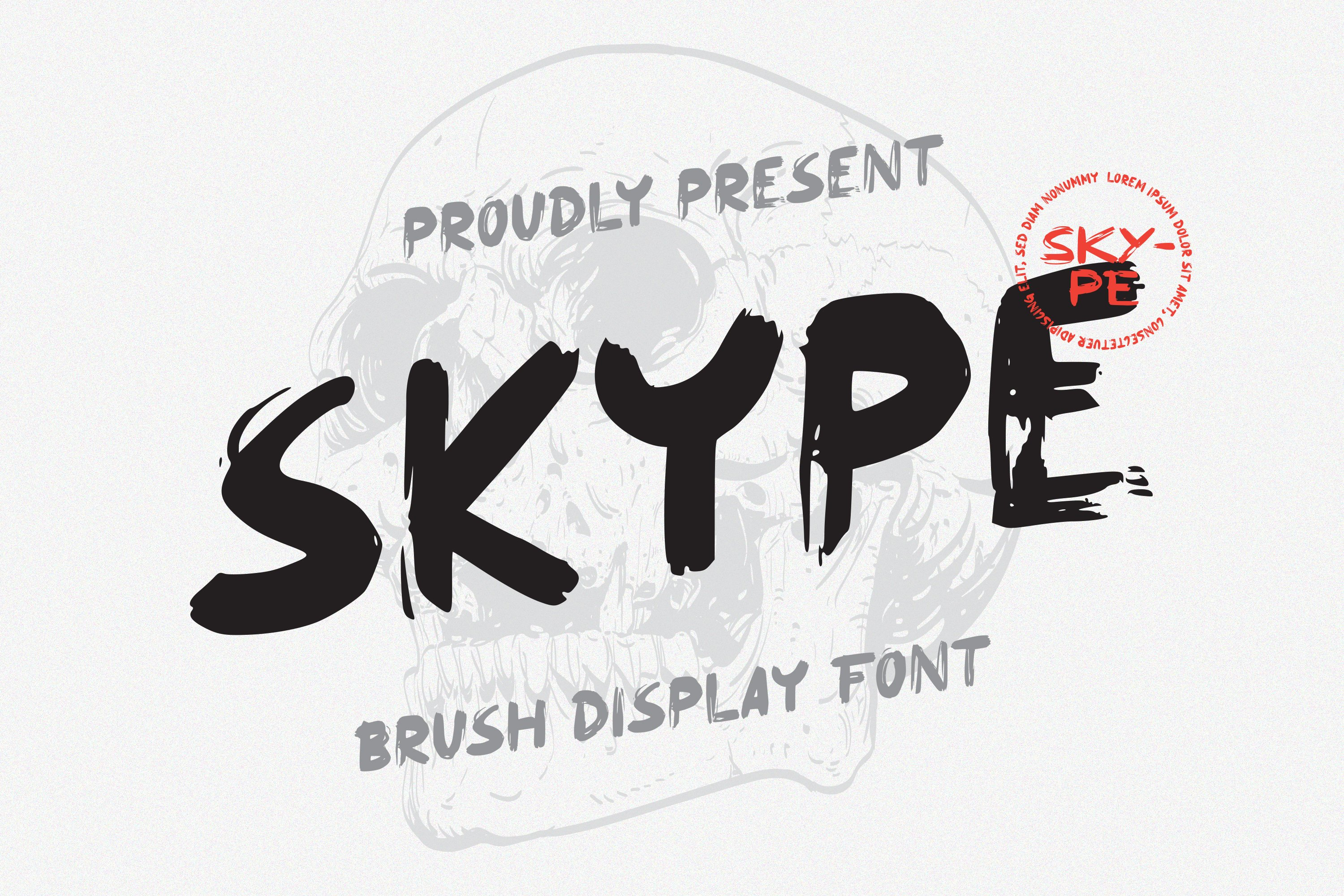 Skype Font example image 1