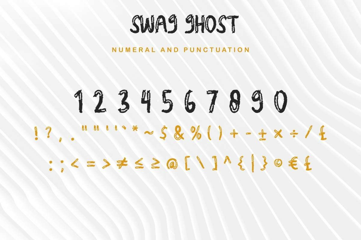 Swag Ghost example image 10