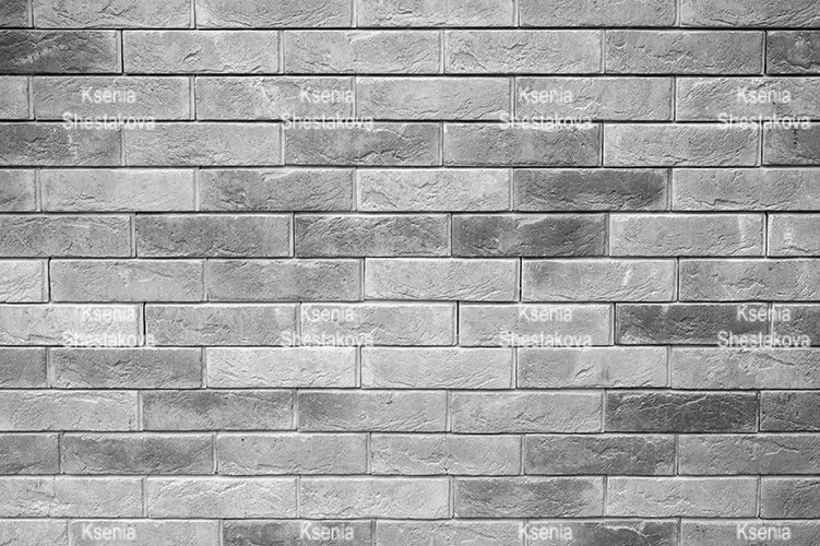 pattern of tinted gray stone wall surface as a background example image 1