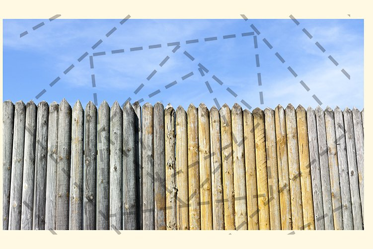 wooden palisade example image 1