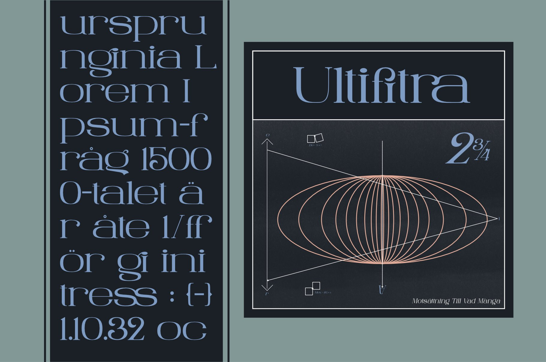 ANTONIA - The Classino Serif example image 10